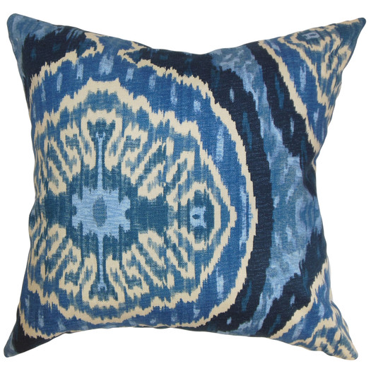 All Modern Lovenali-Ikat-Pillow