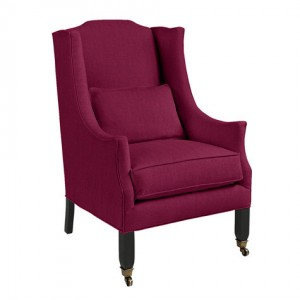 Ballard Designs Nelson Wing Chair