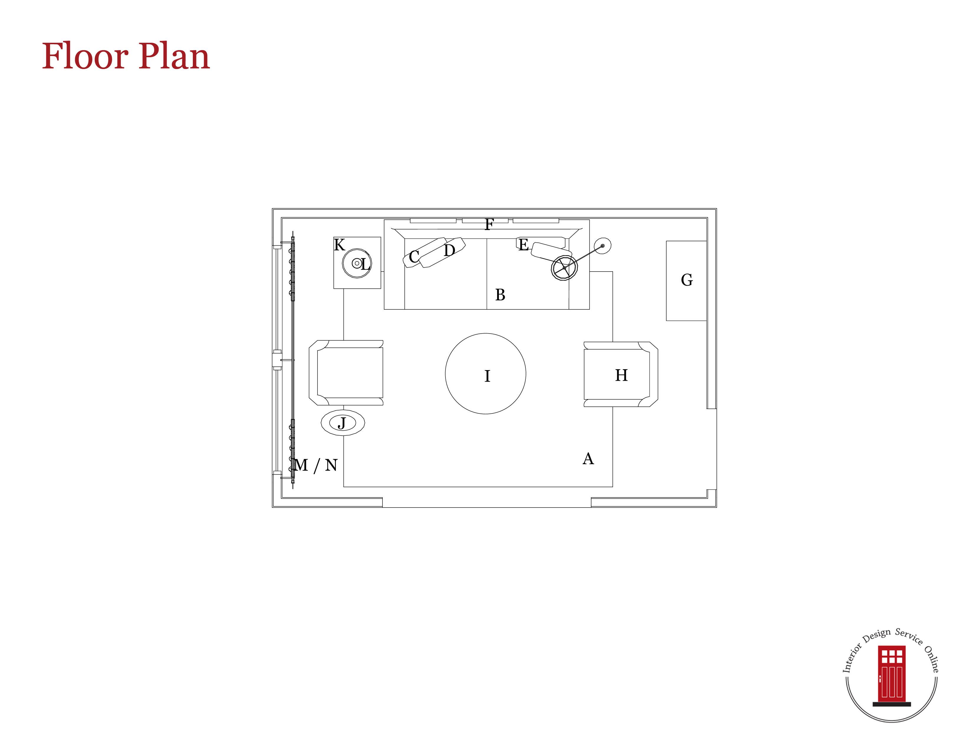 Floor Plan Services Online Interior Design Process Floor